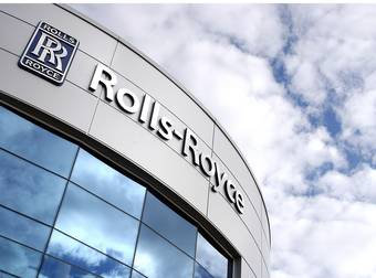 This photograph is reproduced with the permission of Rolls-Royce plc, copyright © Rolls-Royce plc 2012